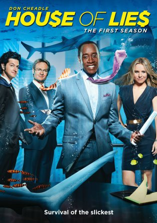 Обитель Лжи / House of Lies (Сезон 1) (2012)