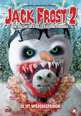 Снеговик 2: Месть / Jack Frost 2: Revenge of the Mutant Killer Snowman (2000)