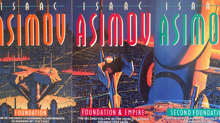 an analysis of isaac asimovs collection of short stories the book foundation The complete robot topic the complete robot (1982) is a collection of 31 of the 37 science fiction short stories about robots by american writer isaac asimov , written between 1939 and 1977.