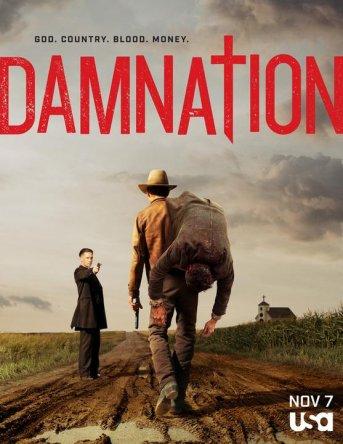 Проклятая нация / Damnation (Сезон 1) (2017)
