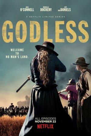Забытые Богом / Godless (Сезон 1) (2017)