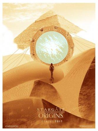 Звездные врата: Начало / Stargate Origins (Сезон 1) (2018)