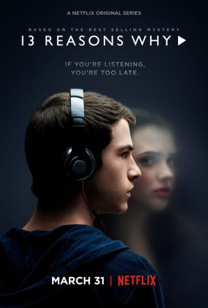 13 причин почему / 13 Reasons Why (Сезон 1-2) (2017-2018)
