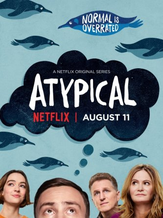 Нетипичный / Atypical (Сезон 1) (2017)