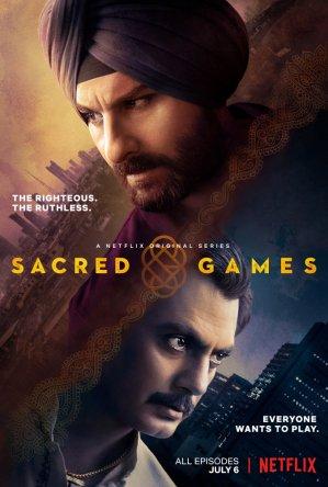 Сакральные игры / Sacred Games (Сезон 1) (2018)