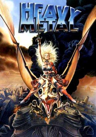 Тяжелый металл / Heavy Metal (1981)