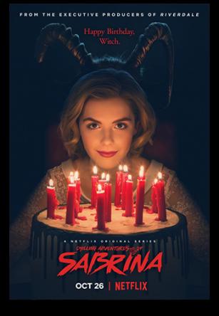Леденящие душу приключения Сабрины / Chilling Adventures of Sabrina (Сезон 1) (2018)