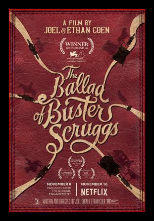Баллада Бастера Скраггса / The Ballad of Buster Scruggs (2018)