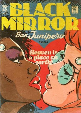 Черное зеркало / Black Mirror (Сезон 1-4) (2011-2017)