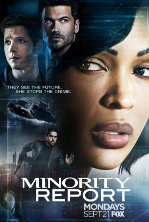 Особое мнение / Minority Report (Сезон 1) (2015)