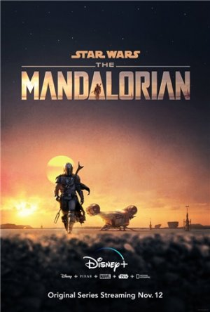 Мандалорец / The Mandalorian (Сезон 1) (2019)