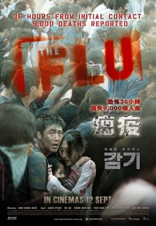 Вирус / Грипп / The Flu / Gamgi (2013)