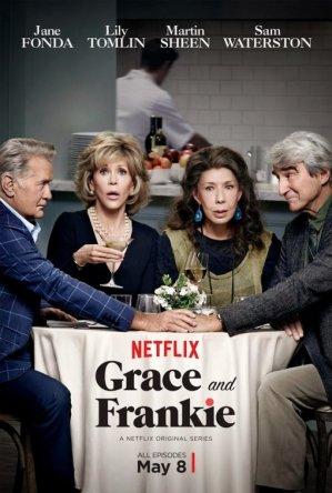 Грейс и Фрэнки / Grace and Frankie (Сезон 1) (2015)
