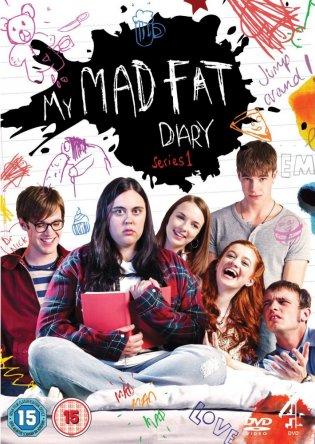 Мой безумный дневник / My mad fat diary (Сезон 1-3) (2013-2015)
