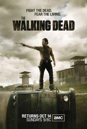 Ходячие мертвецы / The Walking Dead Сезон 3 (2012)