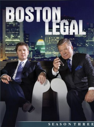 Юристы Бостона / Boston Legal (Сезон 1-5) (2004-2008)