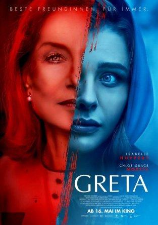 В объятиях лжи / Greta (2018)