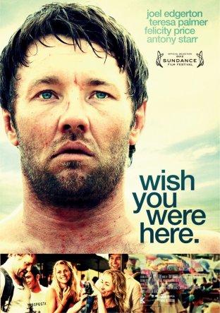 Не говори ничего / Wish You Were Here (2011)
