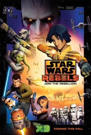 Звездные войны: Повстанцы / Star Wars Rebels (Сезон 1) (2014)